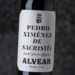 Alvear Pedro Ximénez De Sacristía 2002 -37,5cl.
