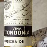 Viña Tondonia Blanco Gran Reserva 1985