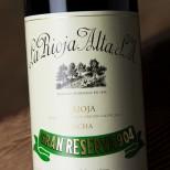 La Rioja Alta Gran Reserva 904 2011 Magnum