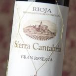 Sierra Cantabria Gran Reserva 2010
