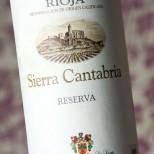 Sierra Cantabria Reserva 2013
